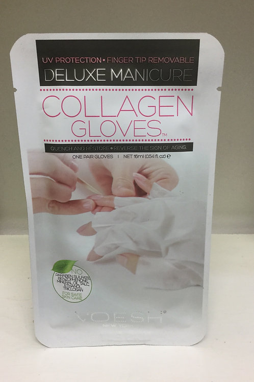 Voesh Deluxe Manicure Collagen Gloves