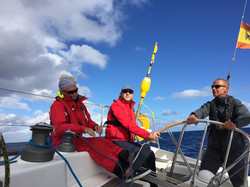 Fun sailing conditions