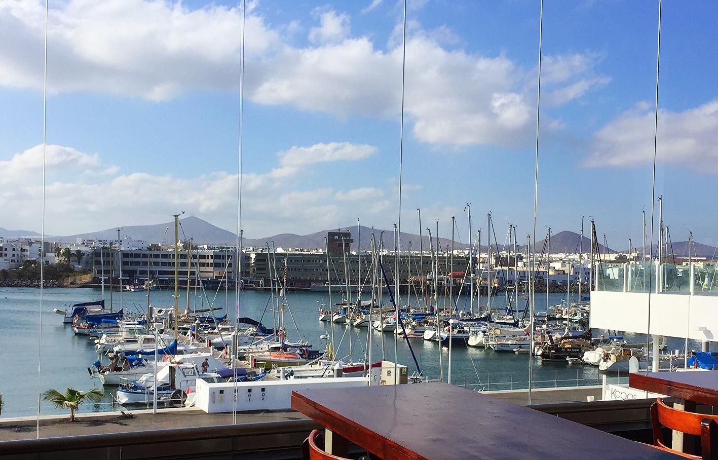Marina Lanzarote Pontoons