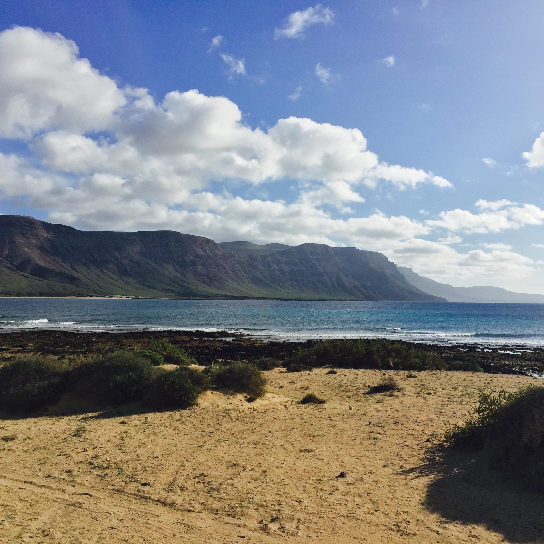 Discovering Lanzarote beaches