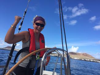Feeling great at Atlantic Sailing!