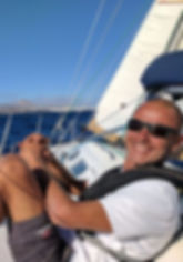 Richard Van Der Veen - Chief Instructor, Atlantic Sailing