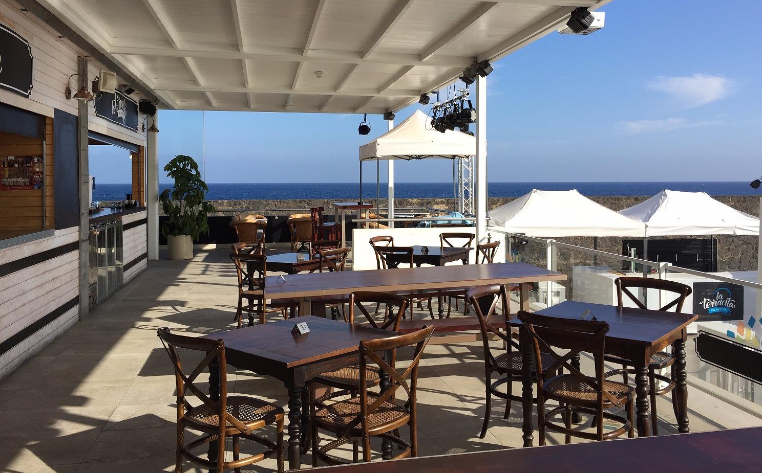 Marina Lanzarote Restaurants