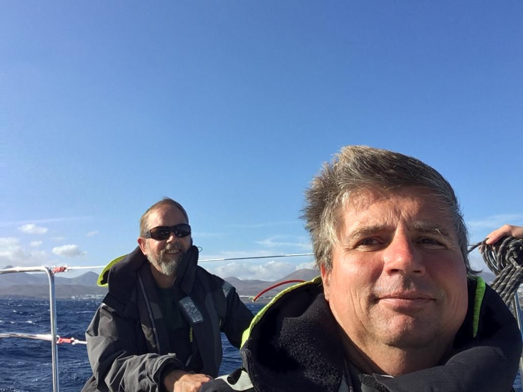 Sailing on Yalla