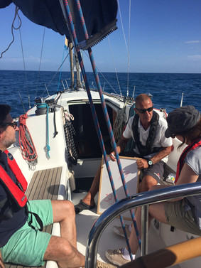 Explaining points of sail