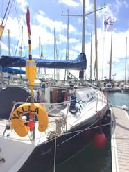 Yalla, our school boat