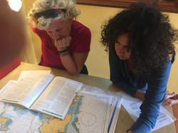 Passage Planning