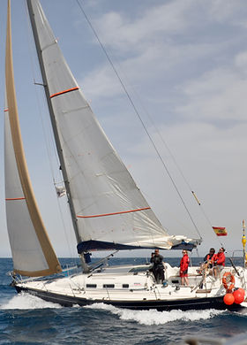Yalla, Atlantic Sailing's school boat