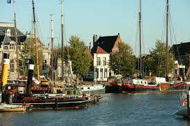 Traditional Dutch Boats