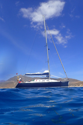 Yalla is our school boat