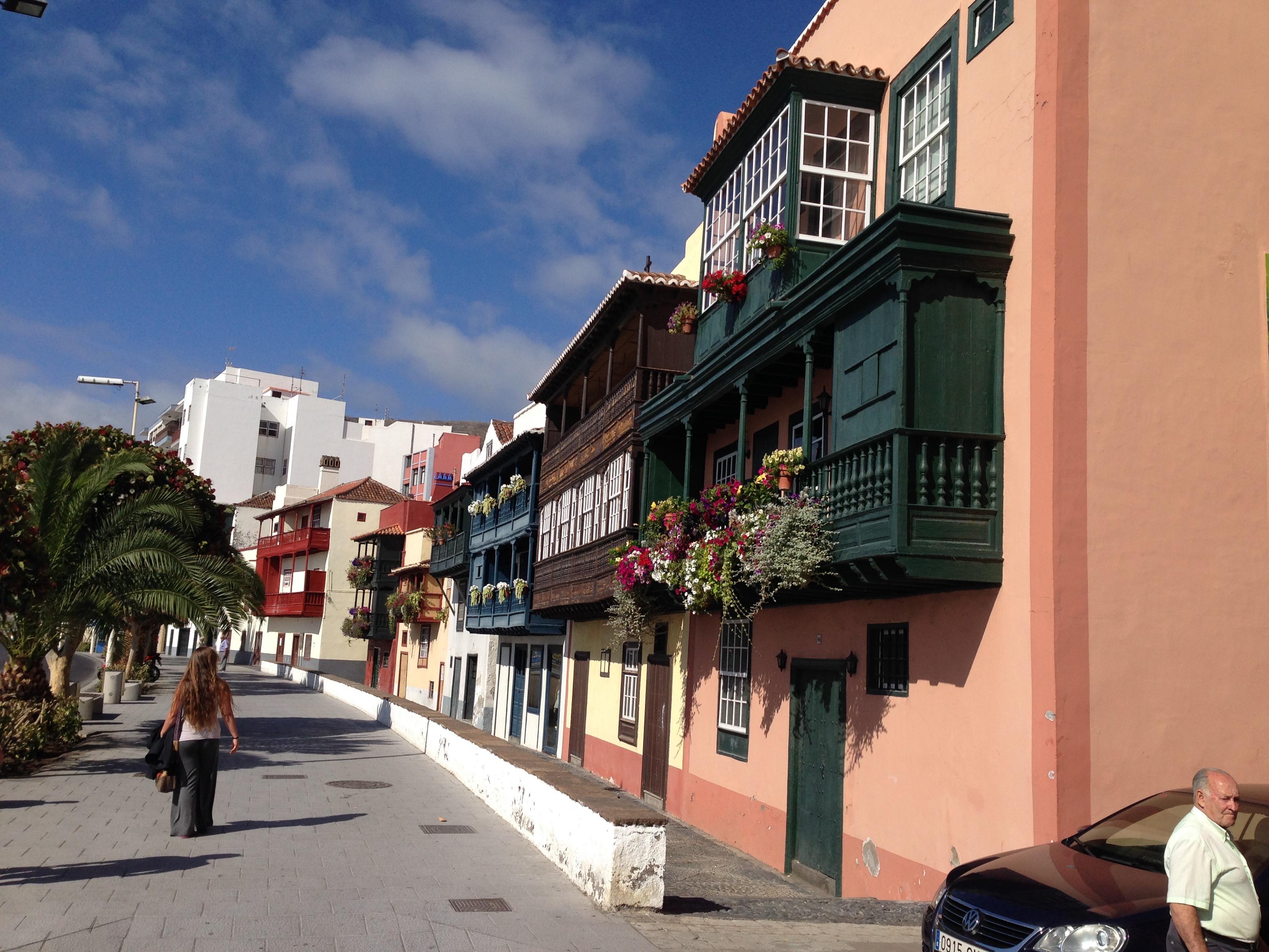 Balconies Santa Cruz de La Palma