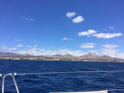Mountains of Lanzarote
