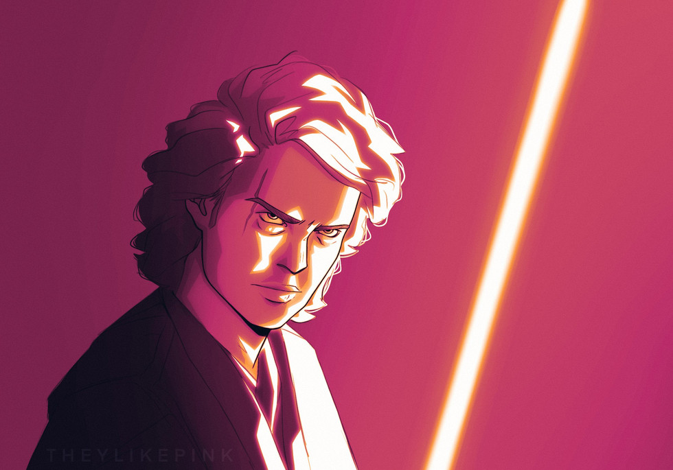 fanart de star wars