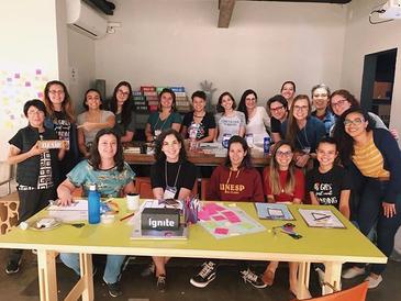 Ignite Girls Camp