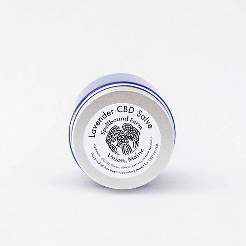 Lavender Cannabis CBD Salve
