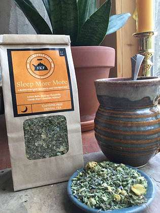 Sleep More More Herbal Tea Blend