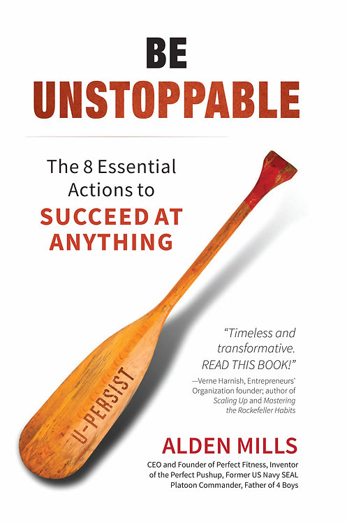 Be Unstoppable – Second Edition