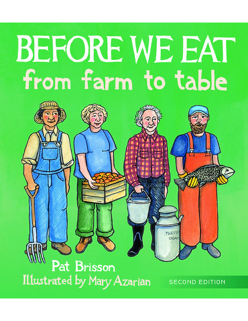 Before We Eat (Second Edition)