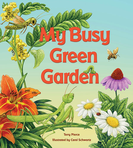 copy of My Busy Green Garden