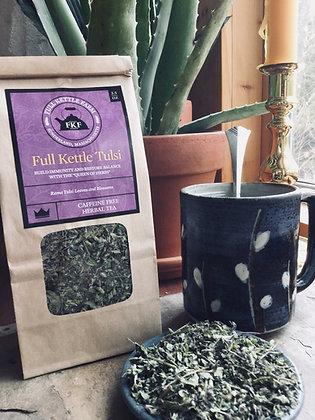 Full Kettle Tulsi Herbal Tea Blend