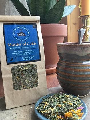 Murder of Colds Herbal Tea Blend