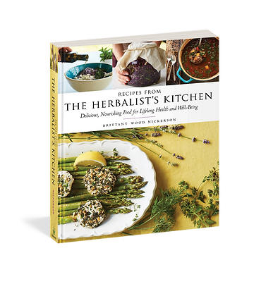 Recipes from the Herbalist's Kitchen (signed copy!)