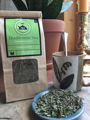 Doublemint Herbal Tea Blend