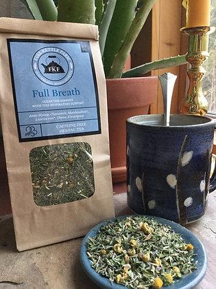 Full Breath Herbal Tea Blend
