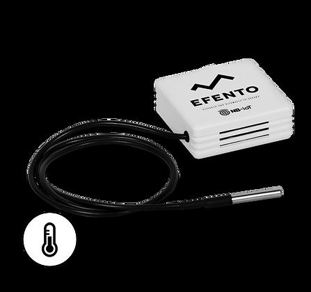 Temperatur sensor med ekstern sonde