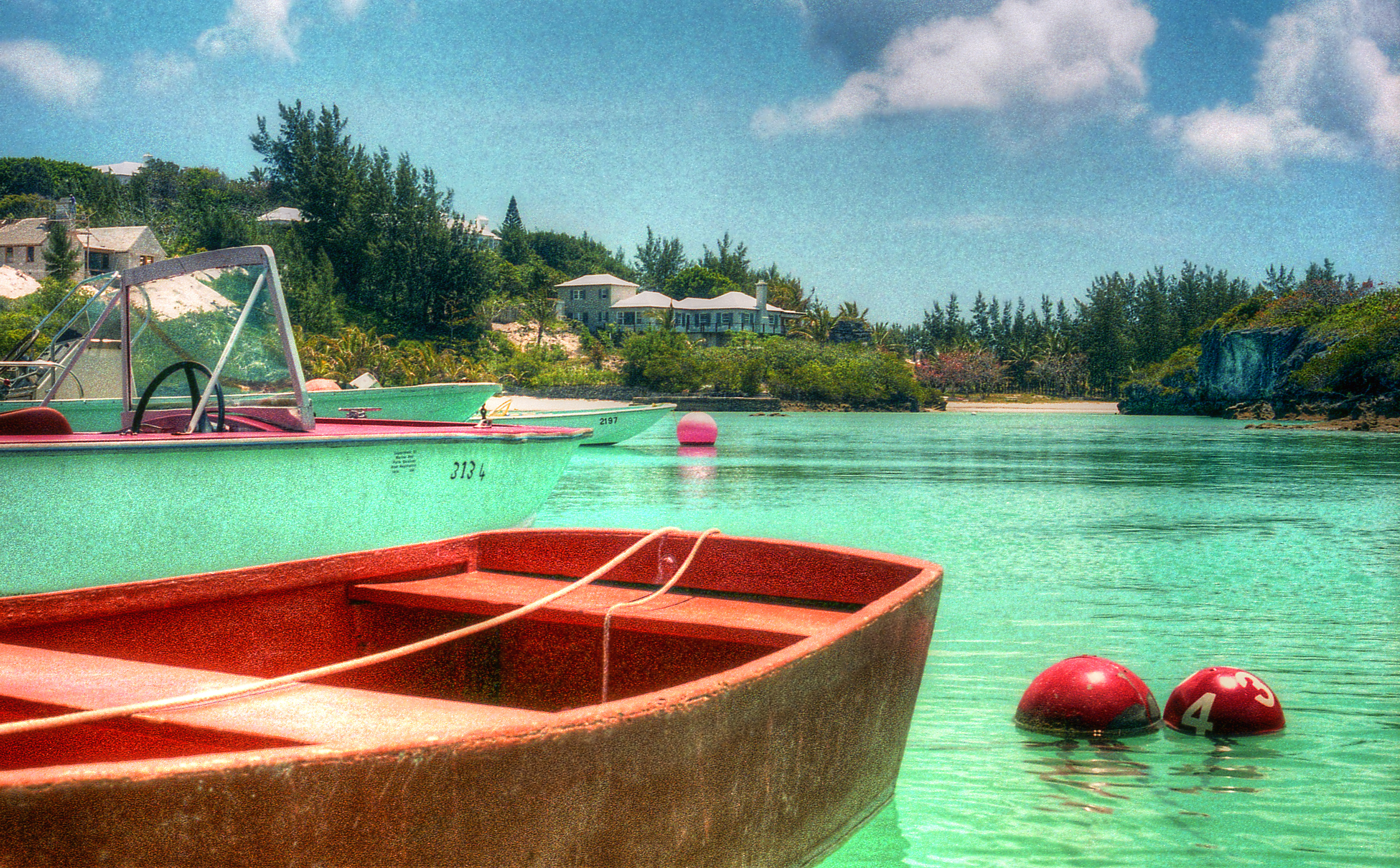 bermuda harbour