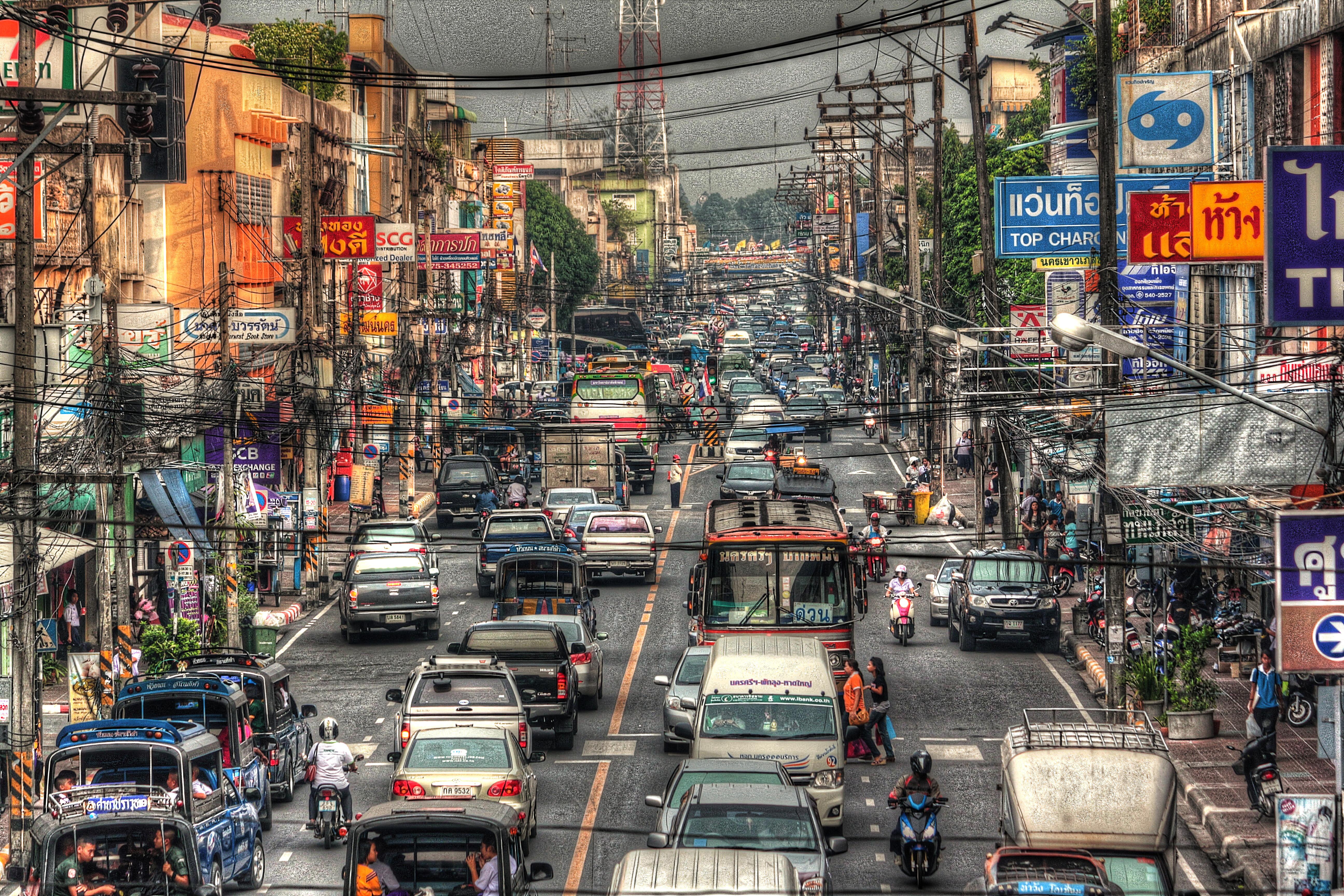 nakhon downtown