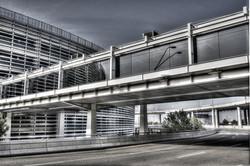 terminal 1 walkway