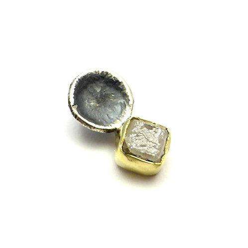 "Pendant ""Rough Diamond"""