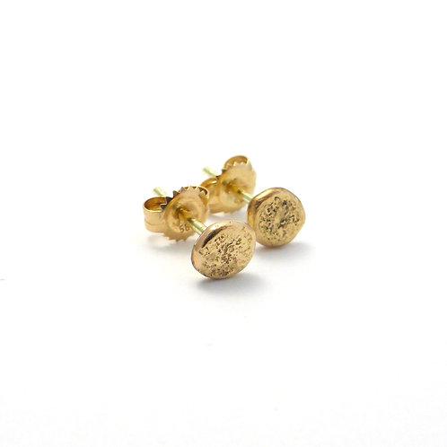 """Earrings """"Golden Drop Small"""""""