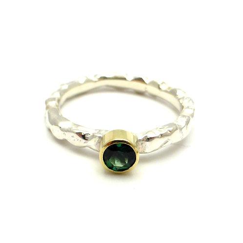 """Ring """"Green Brick"""""""