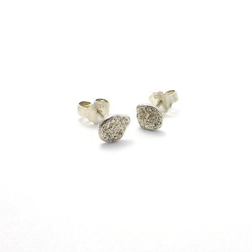 """Earrings """"Drops Silver Small"""""""