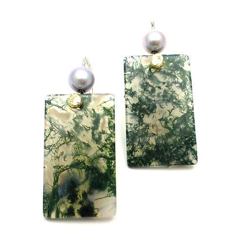"""Earrings """"Forest"""""""