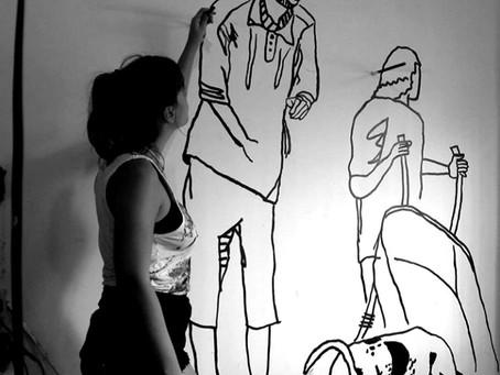 Conheça o trabalho multi-artístico da baiana  Isabela Seifarth