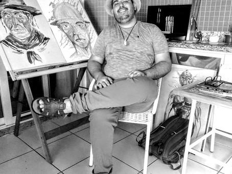 Conheça a arte visual do baiano Danilo Cardel