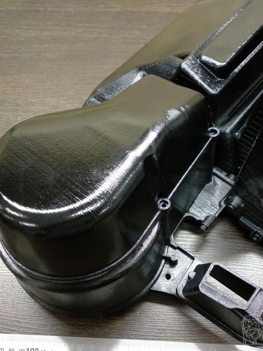 Прототип корпусного изделия для автопрома