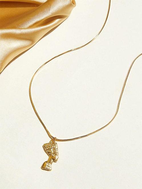 """Queen """"BONTU"""" Necklace"""
