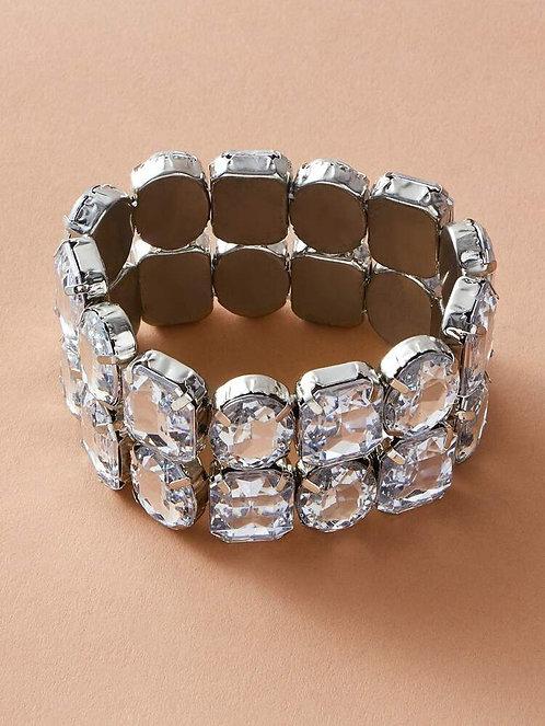 """Chunky Gems"" Bracelet"