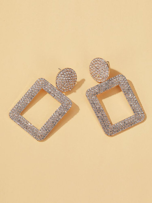 """Ballroom"" Earrings"