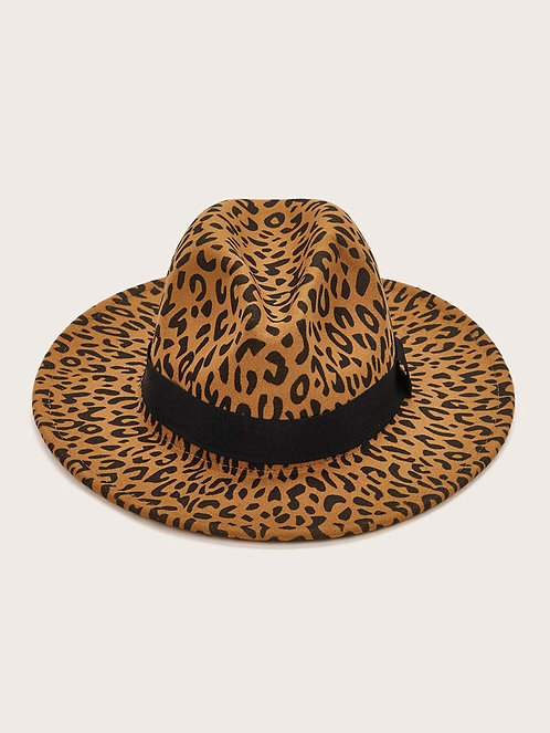 Leopard Me Hat