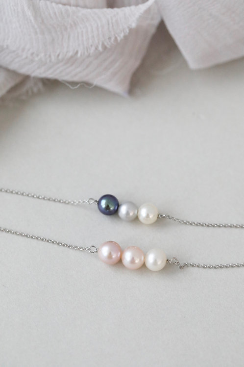 TriO Gradating Necklace