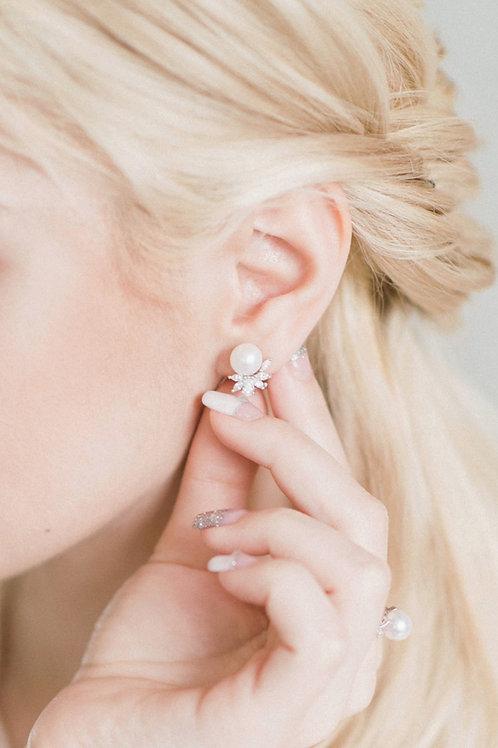 Sunshine Clip Earrings/ Earrings