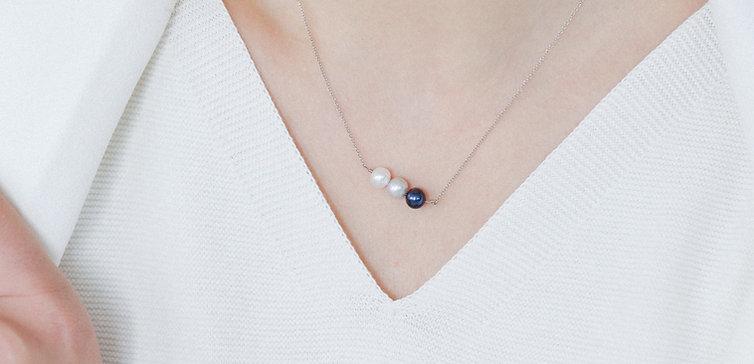 TriO Gradating Necklace