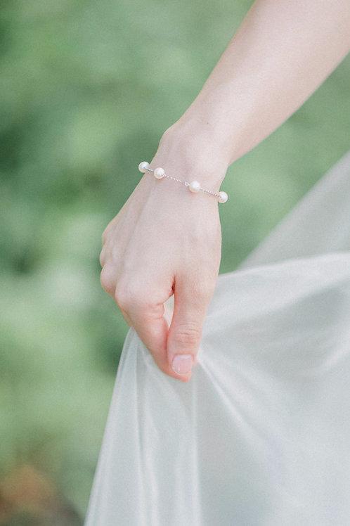 Tin Cup Bracelet