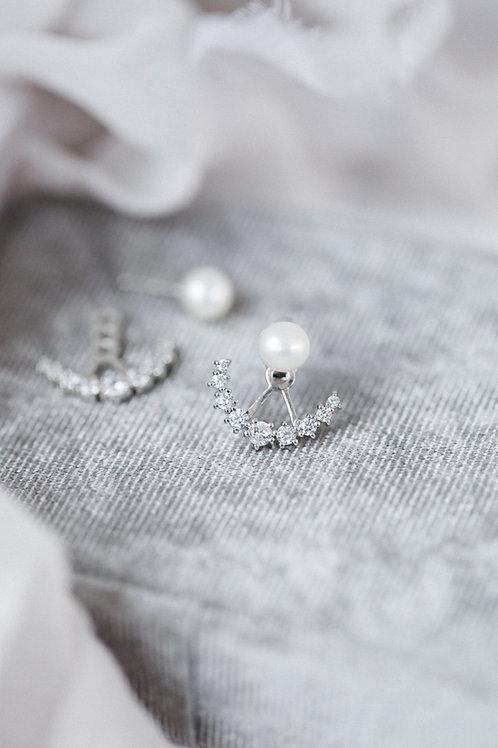 Luna 2-Way Earrings