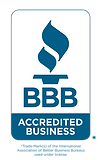 BBB Accredited Business Seal - Vertical